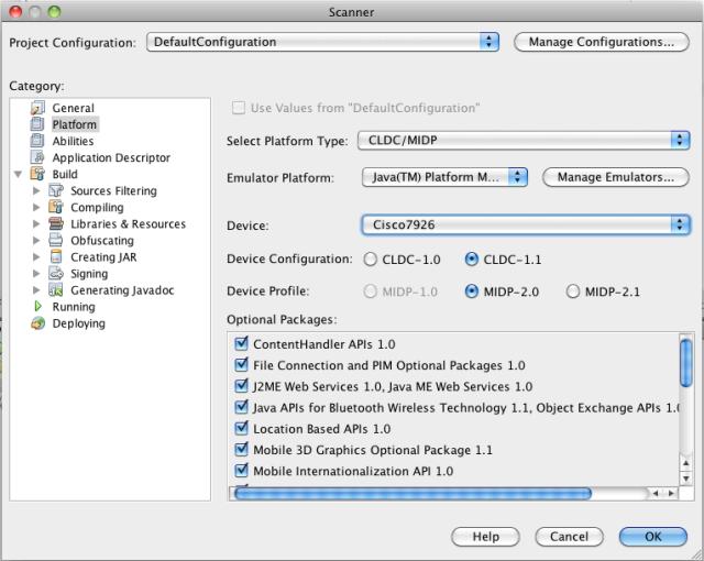 7926g-configuration-menu